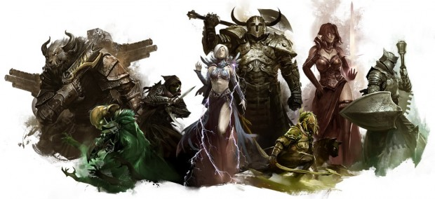 GW2 Professions (Classes) Guide