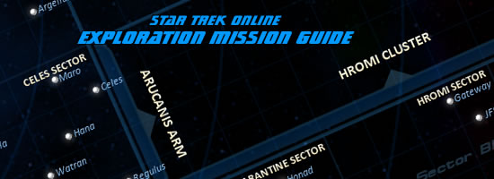 star trek online exploration mission guide