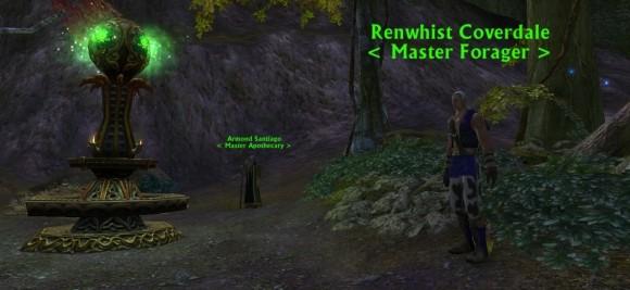 Rift master forager