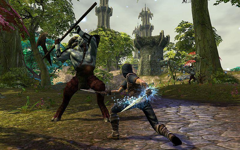 Rift Rogue Bladedancer