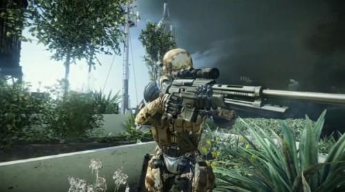 DSG-1 sniper rifle