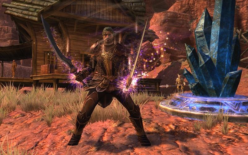 Rift Warrior Paragon