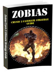 Zobias Crysis 2 strategy-guide