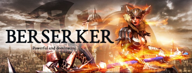 Berserker class