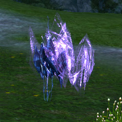 An essence node that you can gather in TERA Online