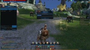 """""""Looking For Group"""" tool in TERA"""