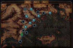 Path of Exile Act 1