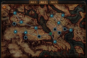 Path of Exile Act 2