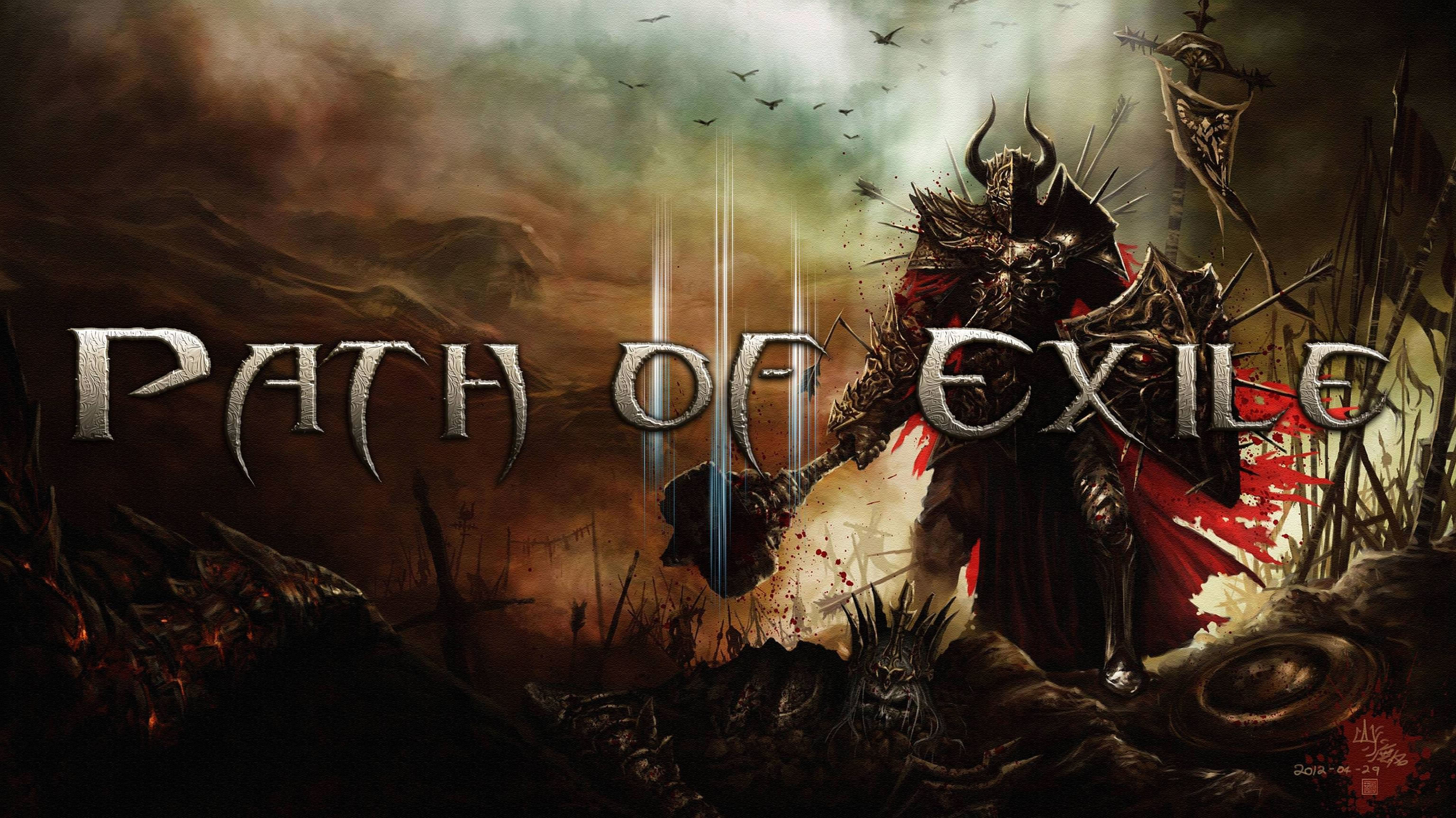 Path of Exile Wallpaper