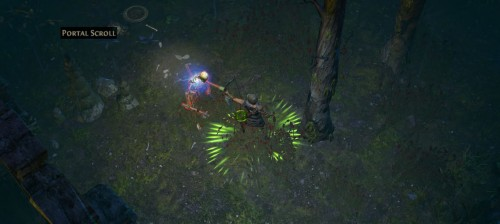 Fellshrine Ruins - Path of Exile Screenshot