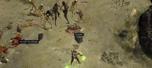 The Ledge - Path of Exile Screenshot