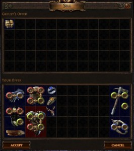 Chaos vendor recipe