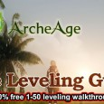 Just in time for ArcheAge's headstart we have access to a completely free and very detailed leveling guide. Created by Meliran, this guide details every quest on your path from...