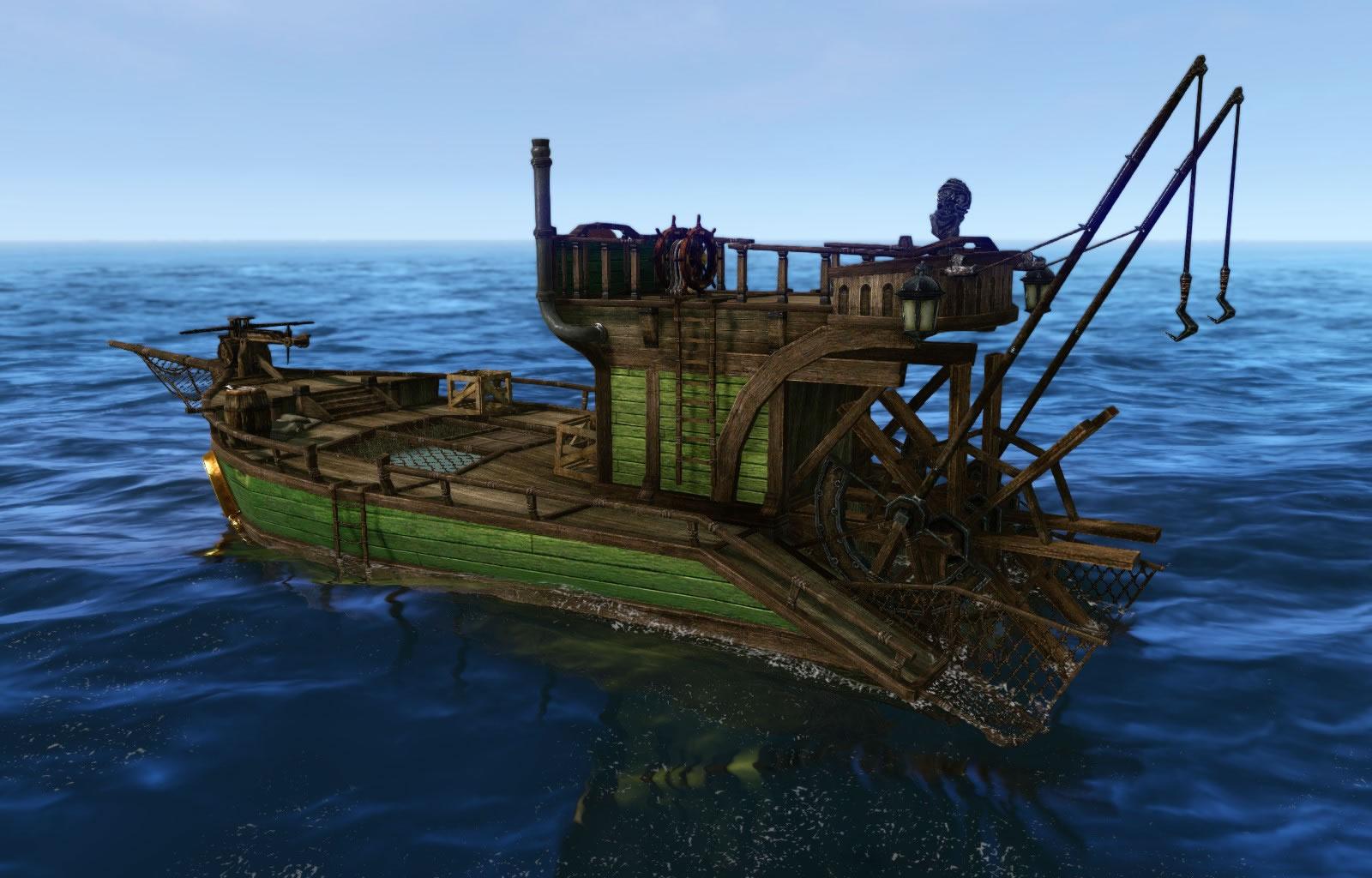 Basics of Transportation in ArcheAge