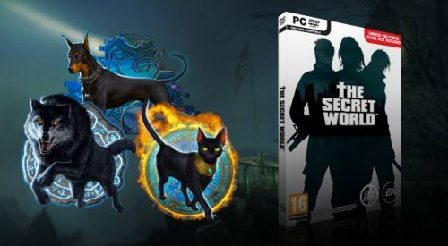 The Secret World Preorders