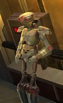 2V-R8 droid companion