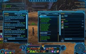 Bounty Hunter Crew Skills