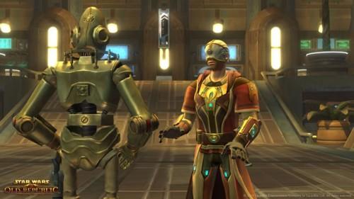 Jedi Knight Miraluka