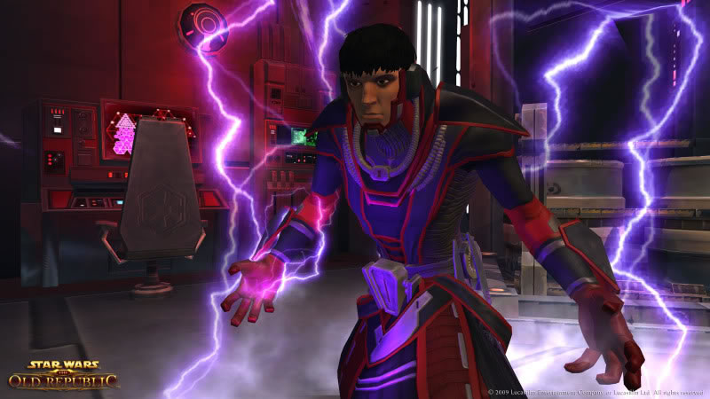 Sith Inquisitor Specializations (Advanced Classes)