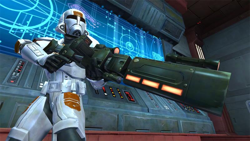 Trooper Advanced Classes