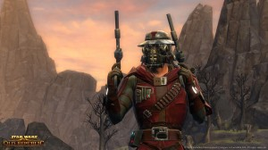 SWTOR Bounty Hunter - Mercenary