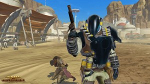 SWTOR Bounty Hunter - Powertech