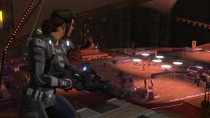 Imperial Agent - Sniper