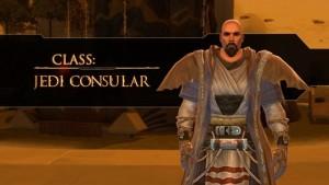 Jedi Consular class