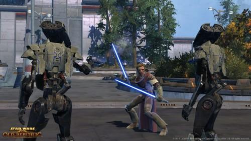 Jedi Sentinel screenshot