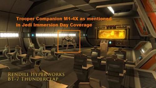 M1-4X companion