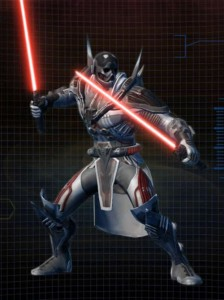 Sith Warrior - Marauder