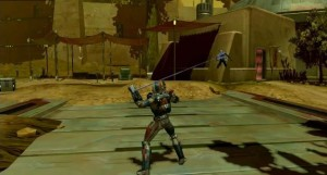 Swtor Bounty Hunter - Rope Pull ability