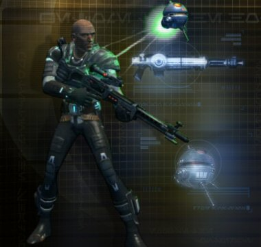 SWTOR Imperial Agent Class