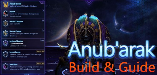 Anub'arak build and guide