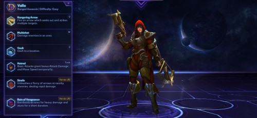 Valla Build Guide