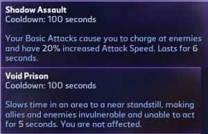 Zeratul Heroic Ability
