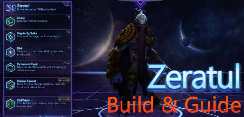 Zeratul build and guide