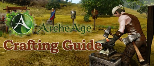 ArcheAge Crafting Guide