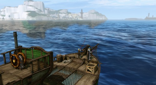 ArcheAge fishing