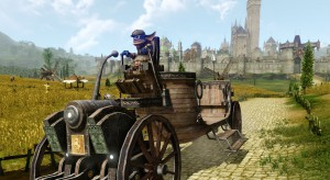 ArcheAge open transport
