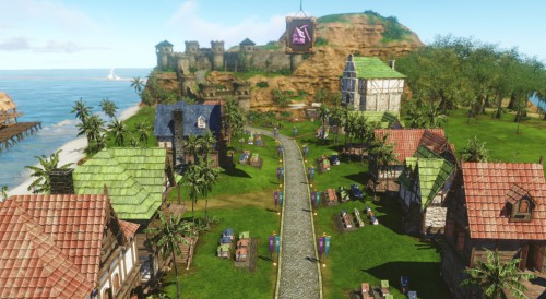 Archeage housing