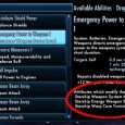 The excellentThe engines cannae take itblog recentlyposteda beginners guide for STO which among other things contains very useful information about skills, a very useful resource for new players. You can...