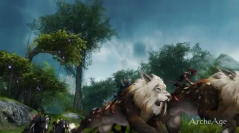 ArcheAge CB3 Trailer Screenshot