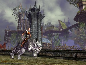 Darkfall Mounts
