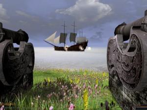 Darkfall ship