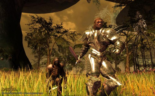 Darkfall Online: Alignment